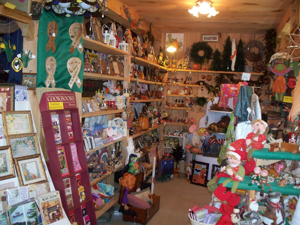 The Shed - Scandia - Gift Shop