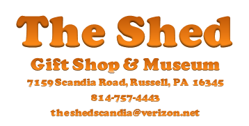 The Shed - Gift Shop and Museum